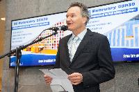 Official inauguration of the building of the DG