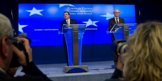 Conseil européen, 14-15/03/13