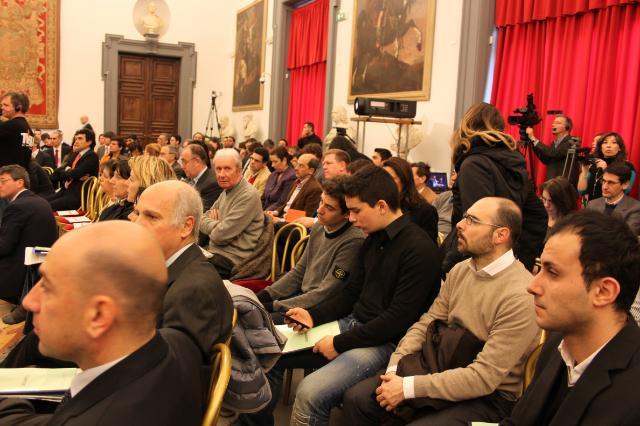 Citizens' Dialogue in Rome with Antonio Tajani