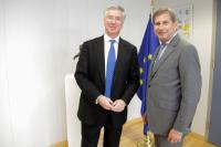 Visit of Michael Fallon, British Minister for Business and Enterprise and Minister of State for Energy, to the EC