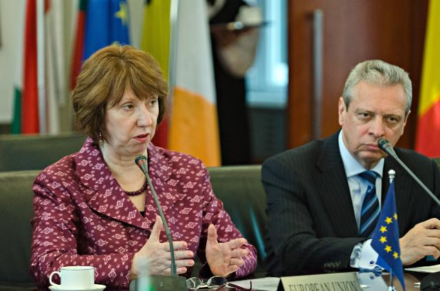 Visit of Catherine Ashton, Vice-President of the EC, to China