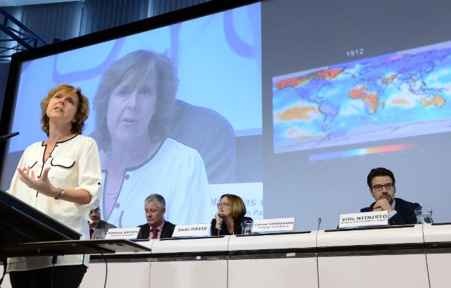 Launch of the EU Strategy on Adaptation to Climate Change