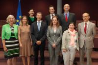 Preparatory meeting of the Audit Progress Committee of the EC, 10/07/2013