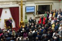Participation of José Manuel Barroso, President of the EC, in the swearing-in ceremony of Philippe, King of the Belgians