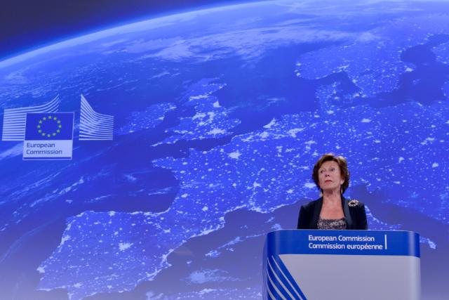 Press conference by Neelie Kroes, Vice-President of the EC, on the communication entitled 'A Connected Continent: Building A Telecoms Single Market'