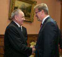 Visit of Štefan Füle, Member of the EC, to Moldova