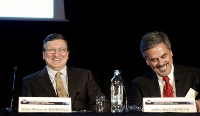 Participation of José Manuel Barroso, President of the EC, in the Jean Monnet Conference/ECSA World Conference 2013