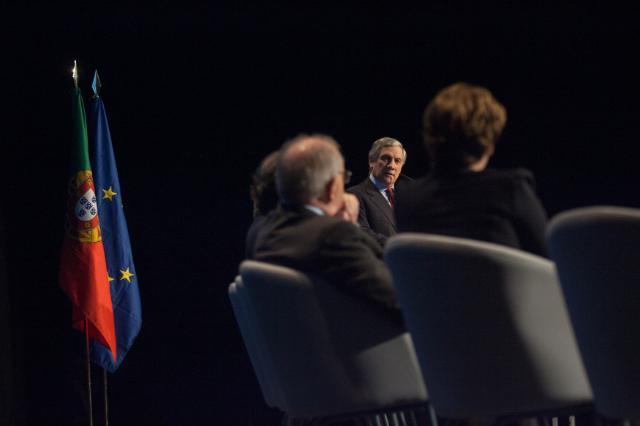 Participation of Antonio Tajani, Vice-President of the EC, at the conference on the Europe 2020 strategy for growth, organised in Lisbon