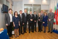 Visit of José Manuel Barroso, President of the EC, to Luxembourg