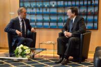 Visit of Donald Tusk, Polish Prime Minister, to the EC