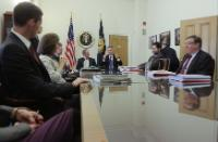 Outset of Stocktaking Meetings on a Transatlantic Trade and Investment Partnership Agreement, Washington, 17-18/02/2014
