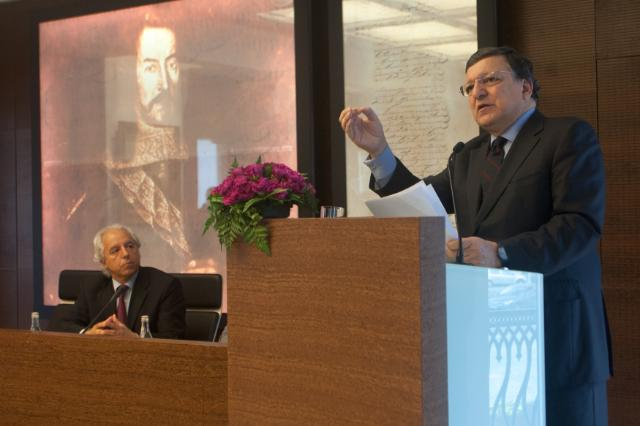 Visit of José Manuel Barroso, President of the EC, to Portugal