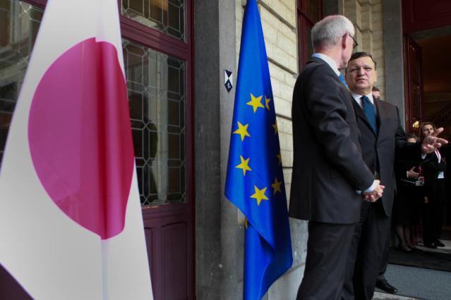 EU/Japan Summit, 07/05/2014
