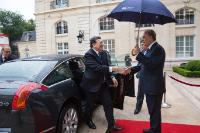 "Illustration of ""Visit of José Manuel Barroso, President of the EC, to Paris"""
