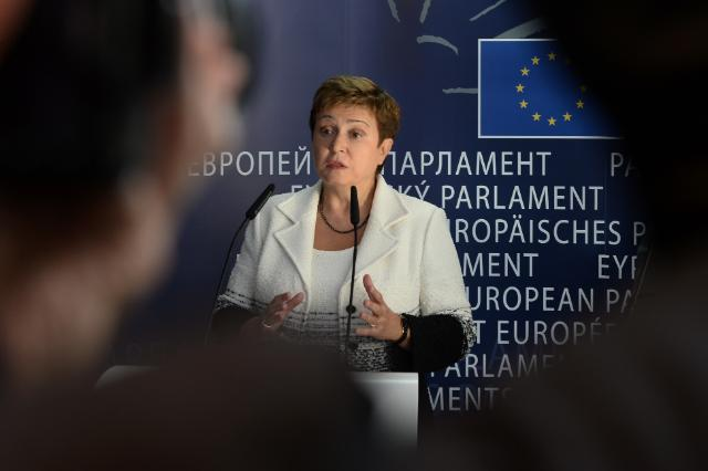 Hearing of Kristalina Georgieva, Vice-President designate of the EC, at the EP