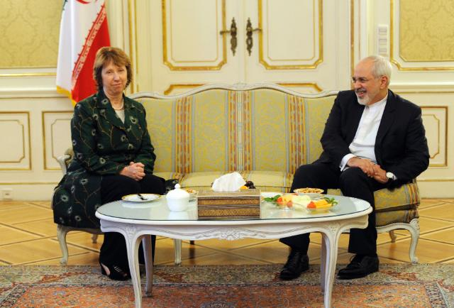 Participation of Catherine Ashton, Vice-President of the EC, in the E3/EU+3 nuclear talks in Vienna