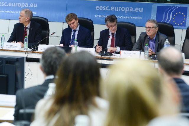 Conference on emerging challenges in retail finance and consumer policy, organised by the EESC