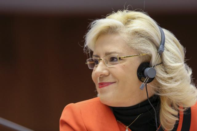 Participation of Corina Creţu, Member of the EC, at the 109th Plenary Session of the CoR