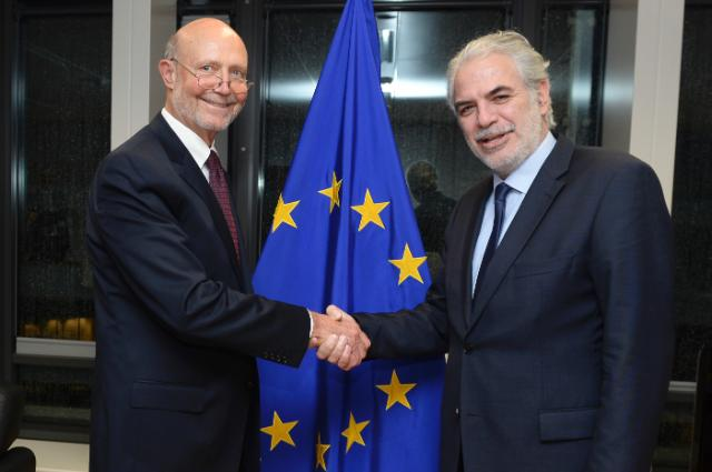 Visit of Steve Browning, US State Department Ebola Coordinator, to the EC