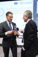 "Illustration of ""Participation of Jyrki Katainen, Vice-President of the EC, and Corina Creţu, Member of the EC, in the..."