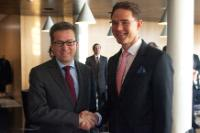 Visit of Jyrki Katainen, Vice-President of the EC, and Carlos Moedas, Member of the EC, to Lisbon