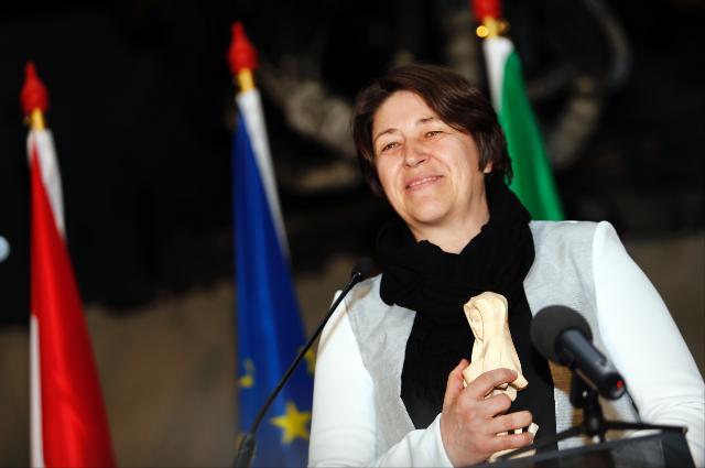 Visite de Violeta Bulc, membre de la CE, en Autriche