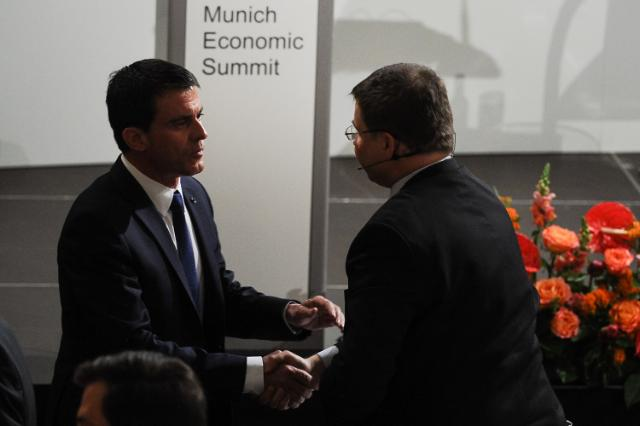 Participation of Valdis Dombrovskis at the 14th Munich Economic Summit