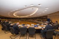 Vue générale de la réunion