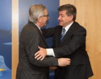Visit of Guy Ryder, Director General of the International Labour Organisation, to the EC