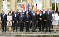Ministerial meeting on cross-border cooperation against terrorism and for rail security, in Paris, 29/08/2015