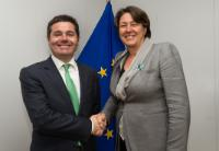 Visit of Paschal Donohoe, Irish Minister for Transport, Tourism and Sport, to the EC