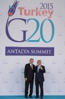 G20 Summit in Turkey