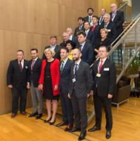 Visit of Members of the CoR to the EC