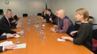 Visit of EU Affairs Committee Delegation of Estonian Parliament, to the EC