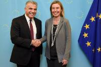 Visit of Yair Lapid, Chairman of the Yesh Atid party and Member of the Knesset, to the EC