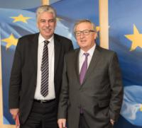 Visit of Hans Jörg Schelling, Austrian Federal Minister for Finance, to the EC