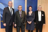 Visit of Dietmar Woidke, Minister-President of the Land of Brandenburg, to the EC