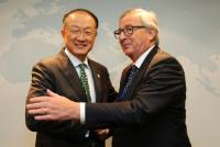 Visit of Jean-Claude Juncker, President of the EC, to the United States