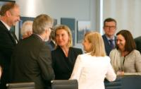 Visit of Federica Mogherini, Vice-President of the EC, to Canada