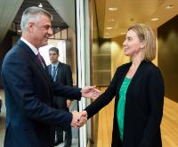 Visit of Hashim Thaçi, President of Kosovo, to the EC