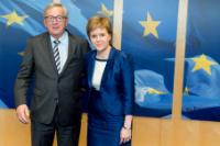 Visit of Nicola Sturgeon, First Minister of the Scottish Government, to the EC