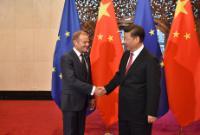 Sommet UE/Chine, 12-13/07/2016