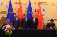 EU/China Summit, 12-13/07/2016