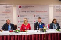 Visit by Corina Creţu, Member of the EC, to Slovakia