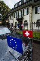 Visite de Jean-Claude Juncker, président de la CE, en Suisse