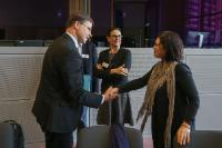 Participation of Valdis Dombrovskis, Vice-President of the EC, and Marianne Thyssen, Member of the EC, in a meeting with social partners on the European Pillar of Social Rights