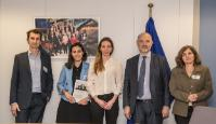 Visit of OXFAM representatives to the EC