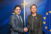 Visit of Nasser Bourita, Moroccan Minister Delegate to the Minister for Foreign Affairs and Cooperation, to the EC