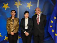 Visit of representatives from 'Chance for Children' Foundation to the EC