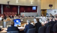 Visit of a delegation from the Seimas (Lithuanian Parliament) to the EC